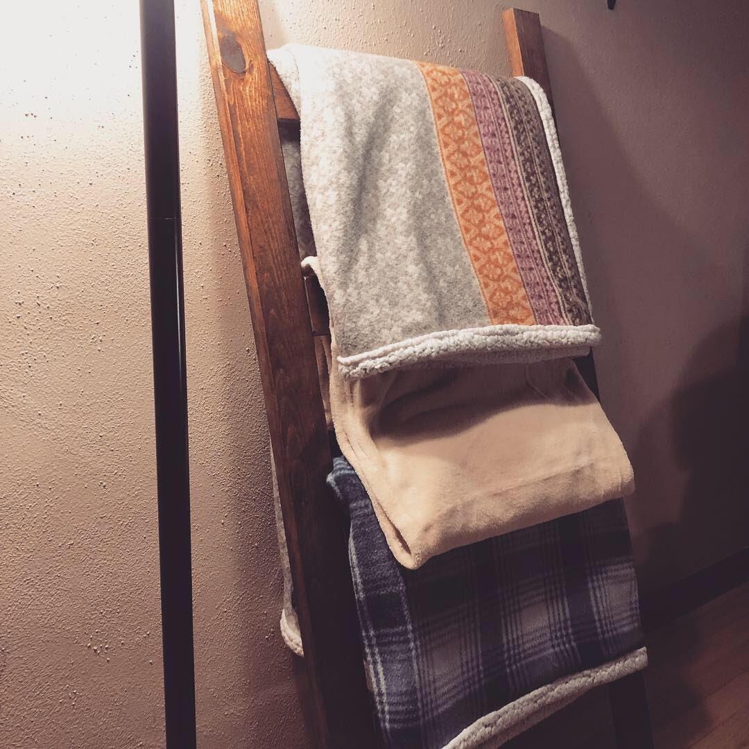 Blanket or Scarf Ladder