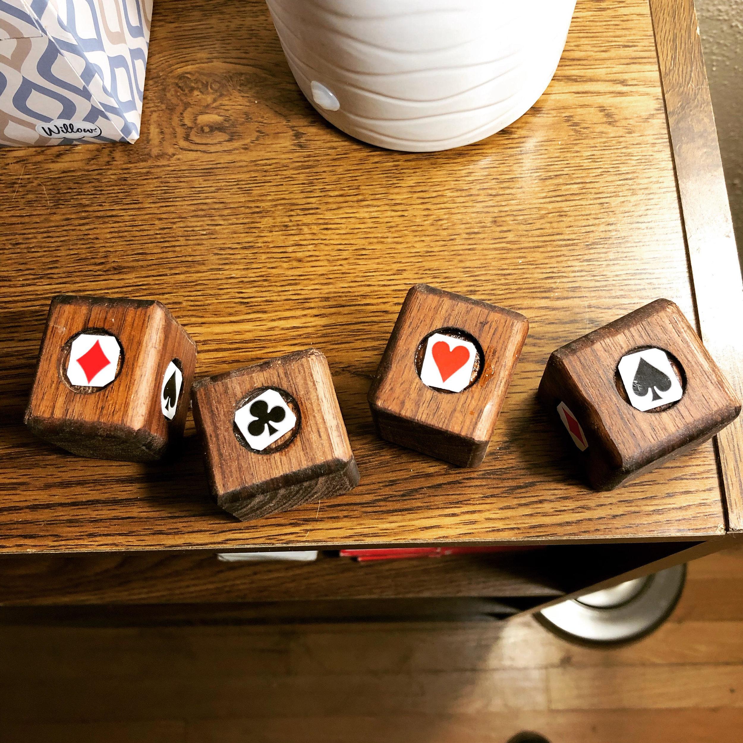 Euchre Blocks
