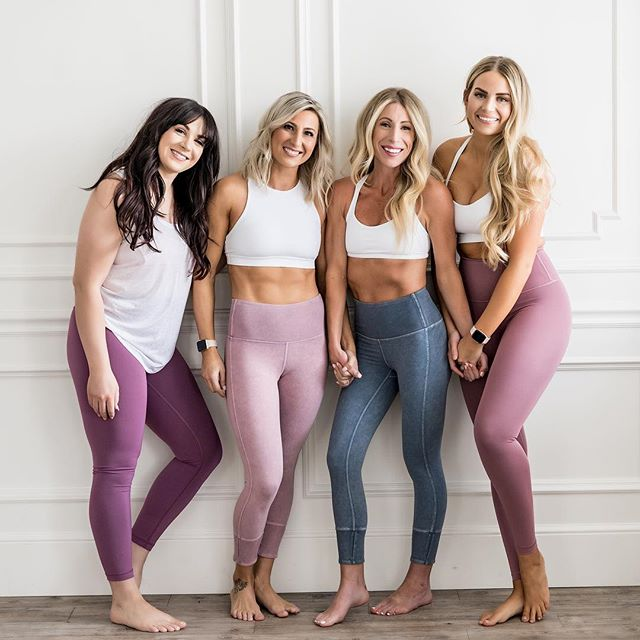 We are mothers.  We are wives.  We are business owners.  We dream big.  We have good days.  We have bad days. We win, we lose.  We laugh, we cry.  We are a team. And most importantly, we are friends.💜 @allysorenson  @raisingmeadowsage  @kate_brownn