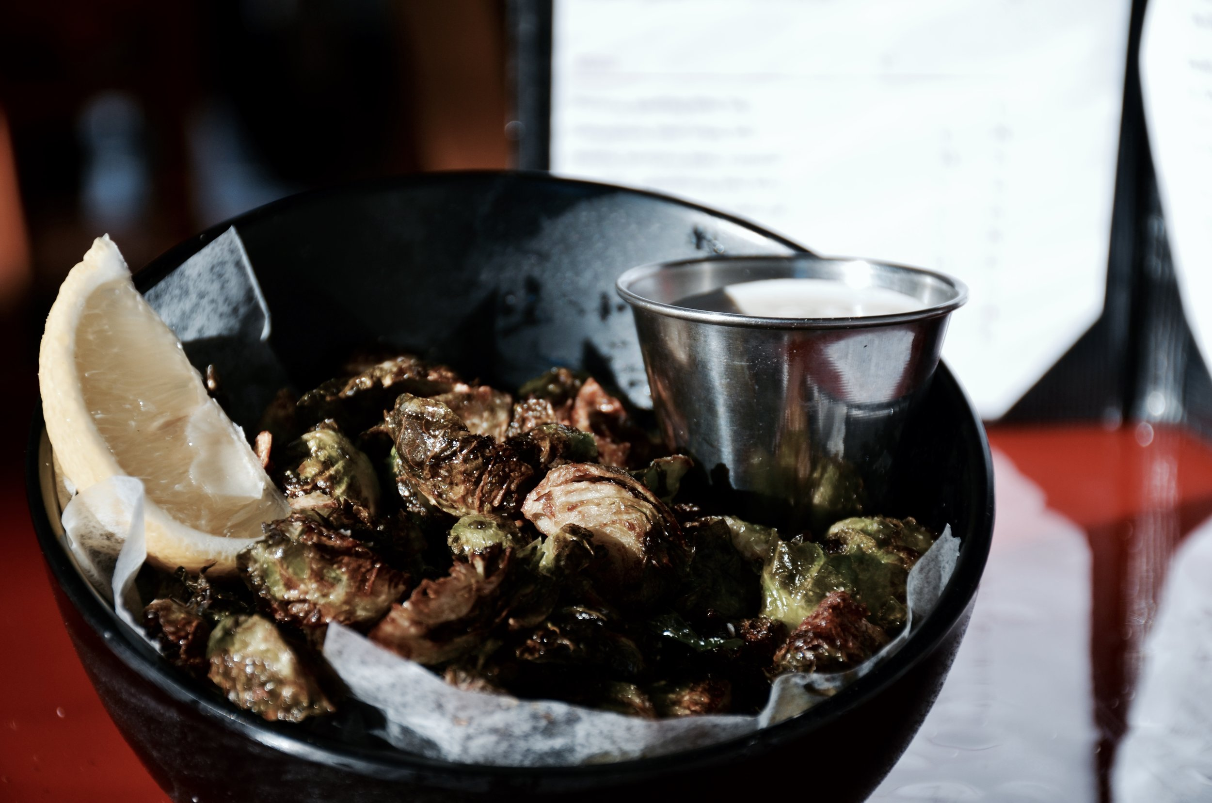 Copy of Copy of Fried Brussel Sprouts