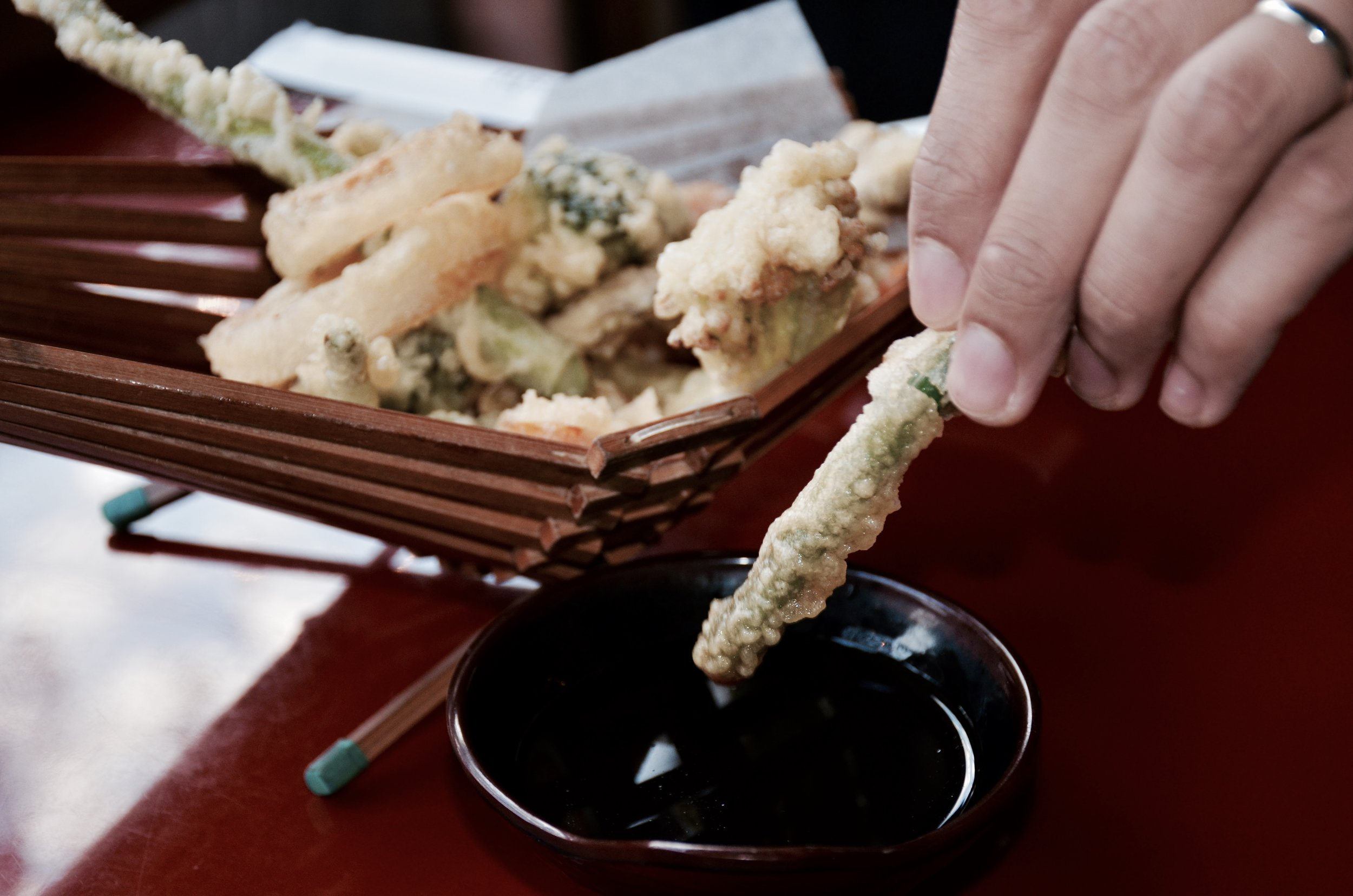 Copy of Copy of Vegetable Tempura