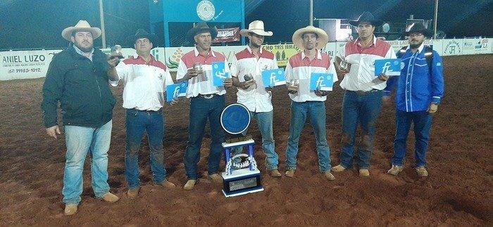 Clube do Laço Rancho dos Tropeiros foi o grande campeão da 26ª Copa do Laço