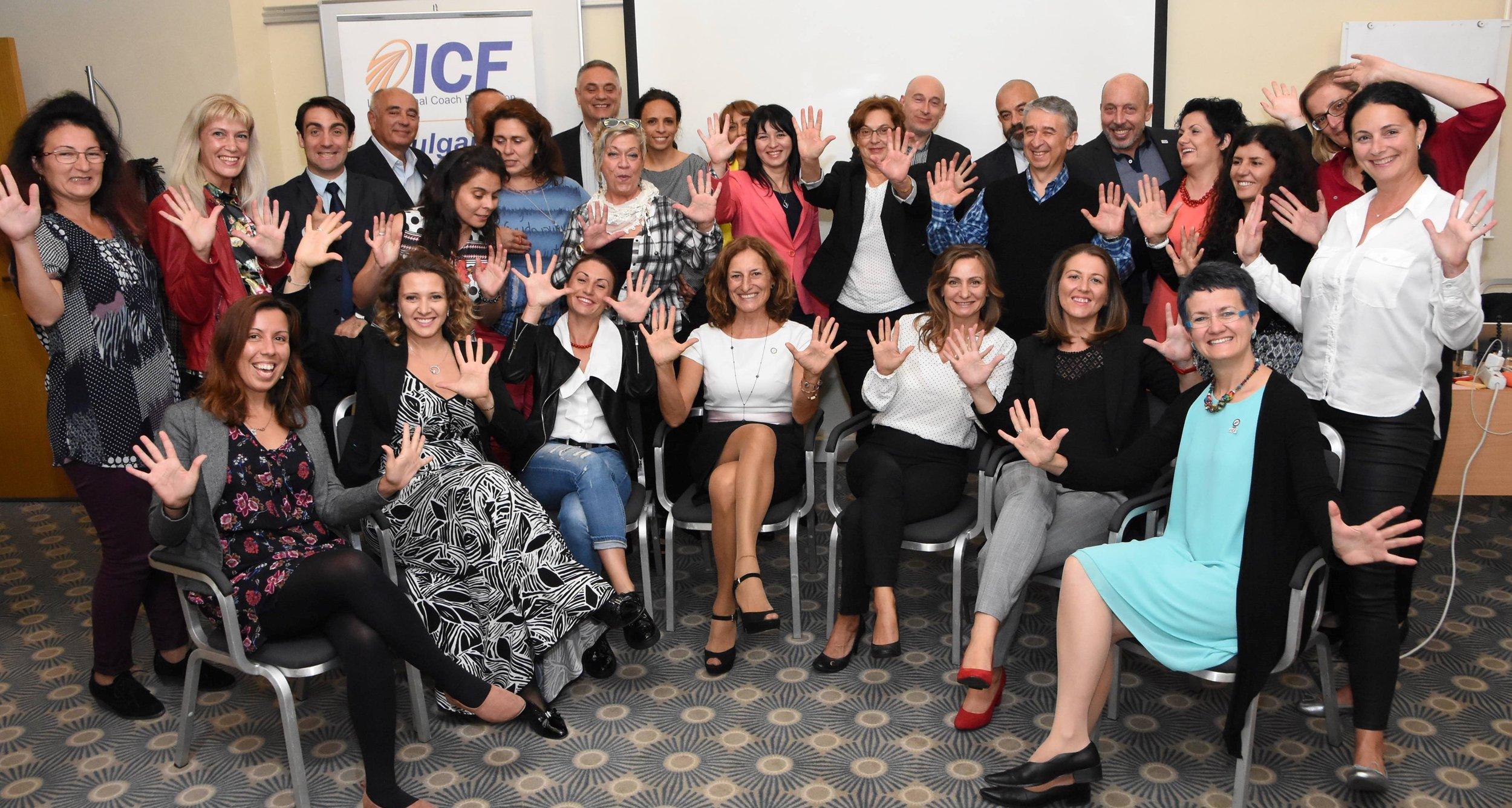 10 години ICF България!