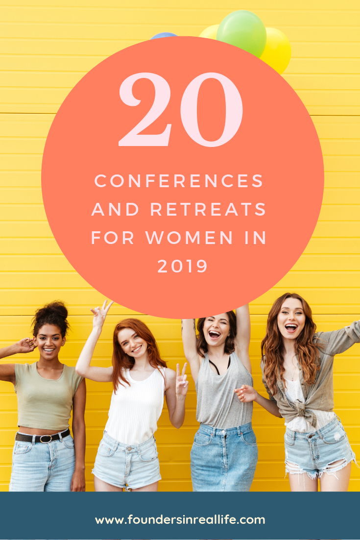 conferences for women and retreats for women