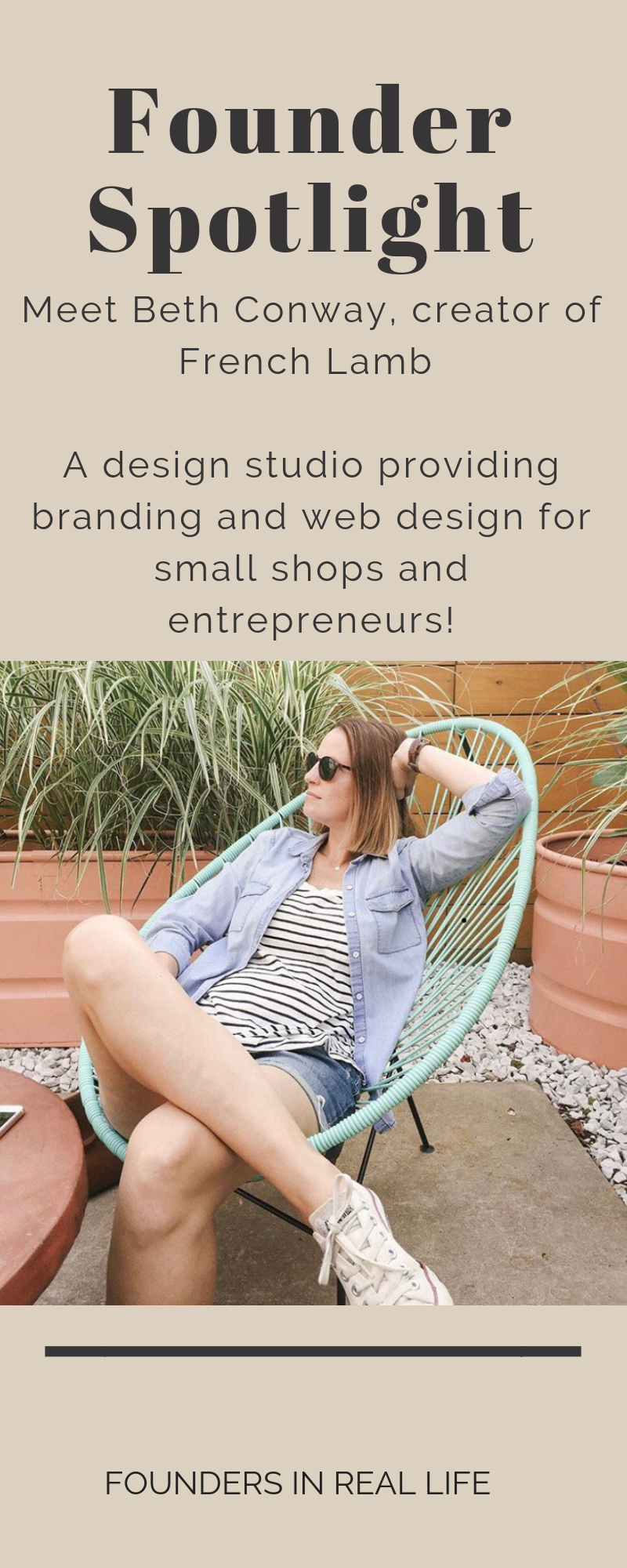 French Lamb - Design Studio featuring Branding and Web Design