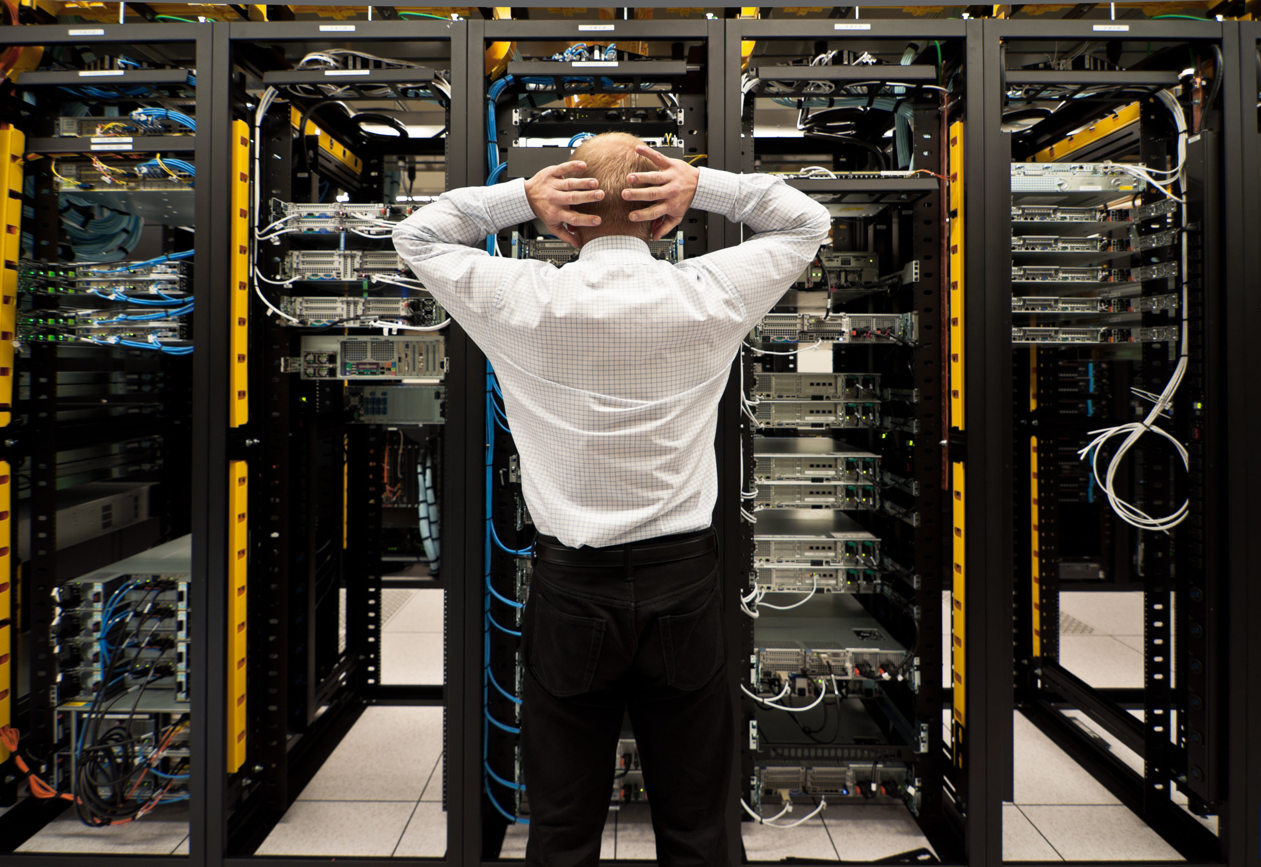 continuing data center maintenance - *Four percent of the average IT budget goes to maintenance with most predictable cost structures and OPEX. The cost of a preventative maintenance program is a fraction of your IT budget and the cost of physical equipment.*
