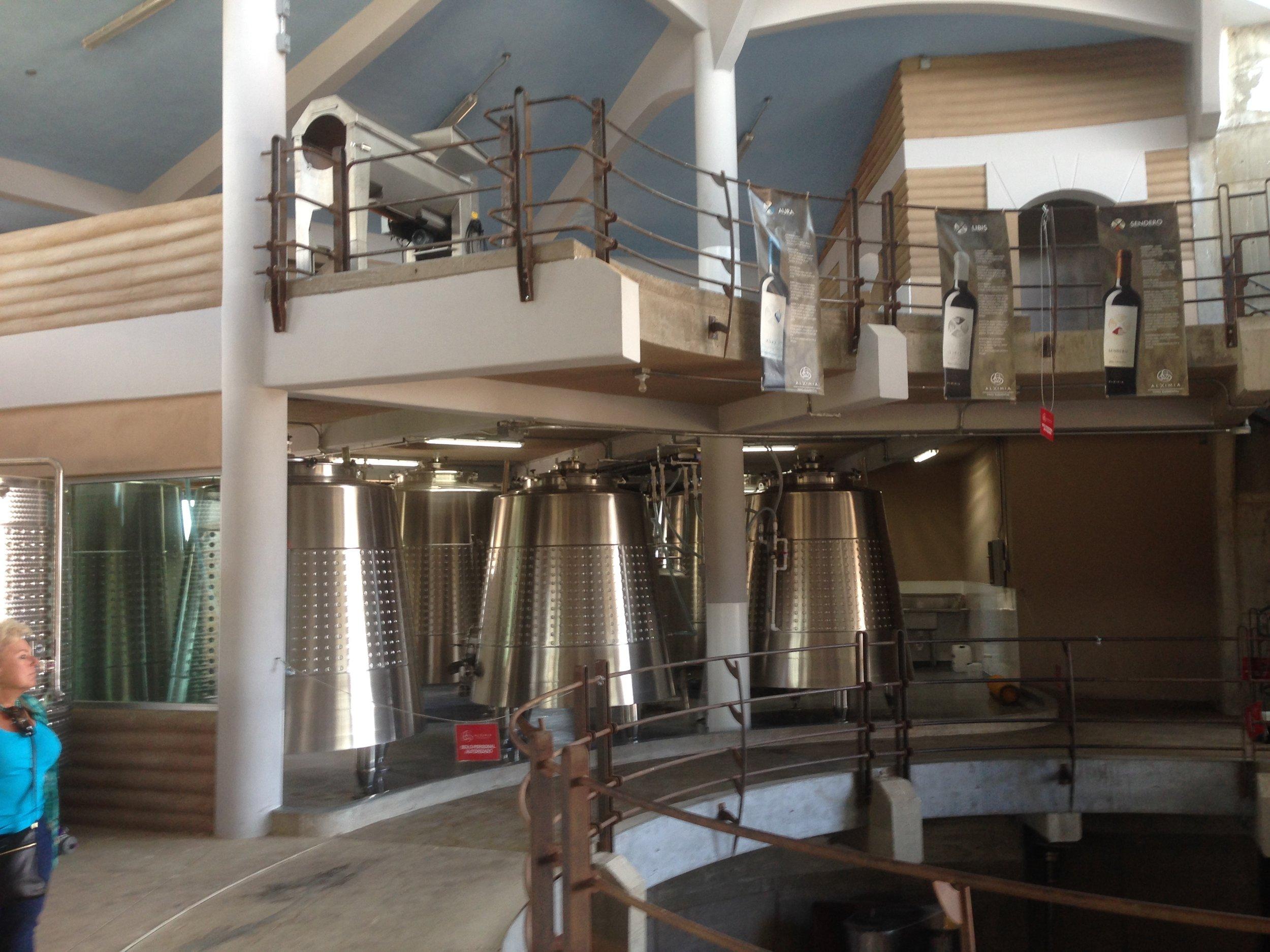 Alximia Winery
