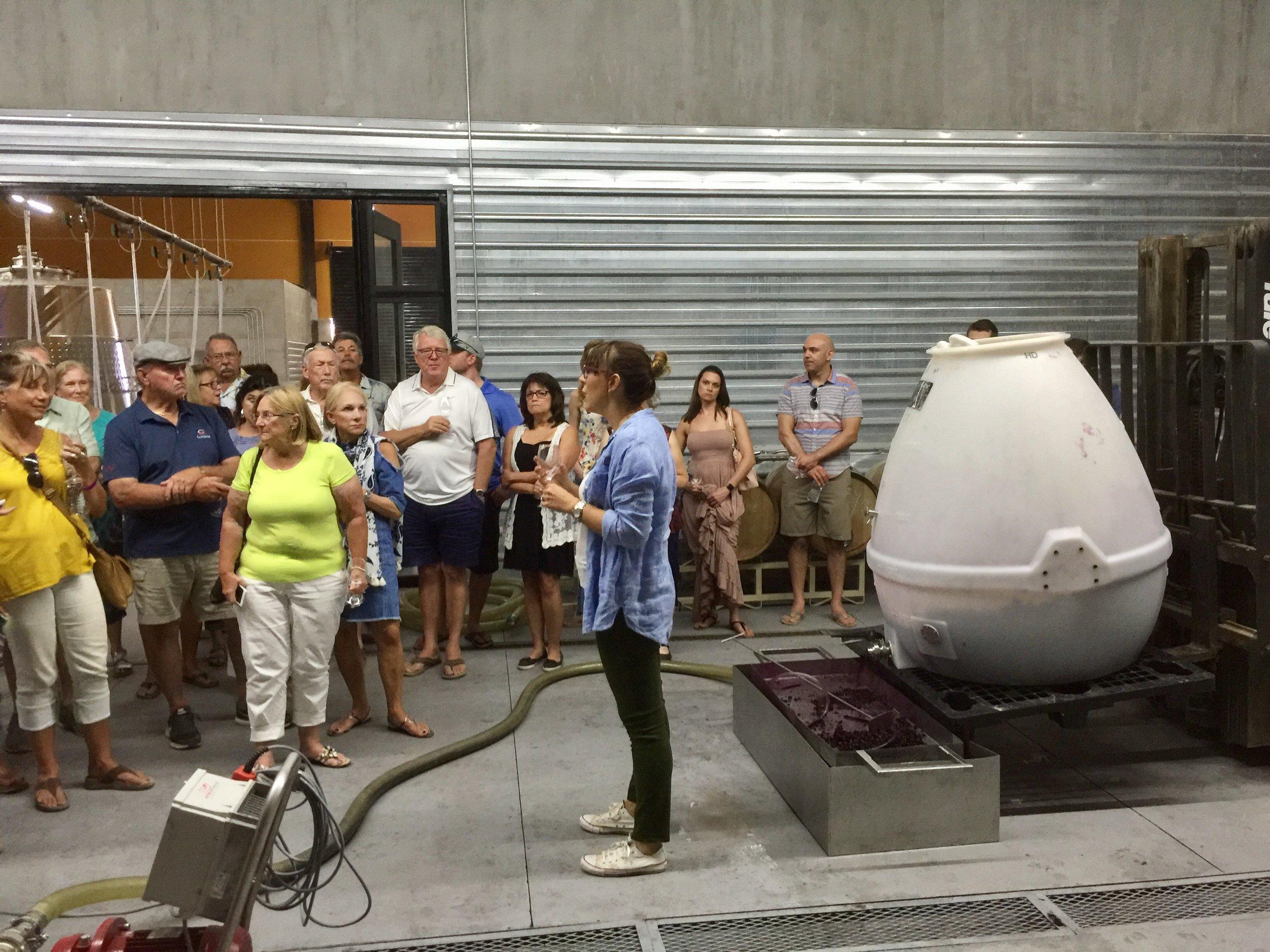 Lulu at Henri Lurton Winery