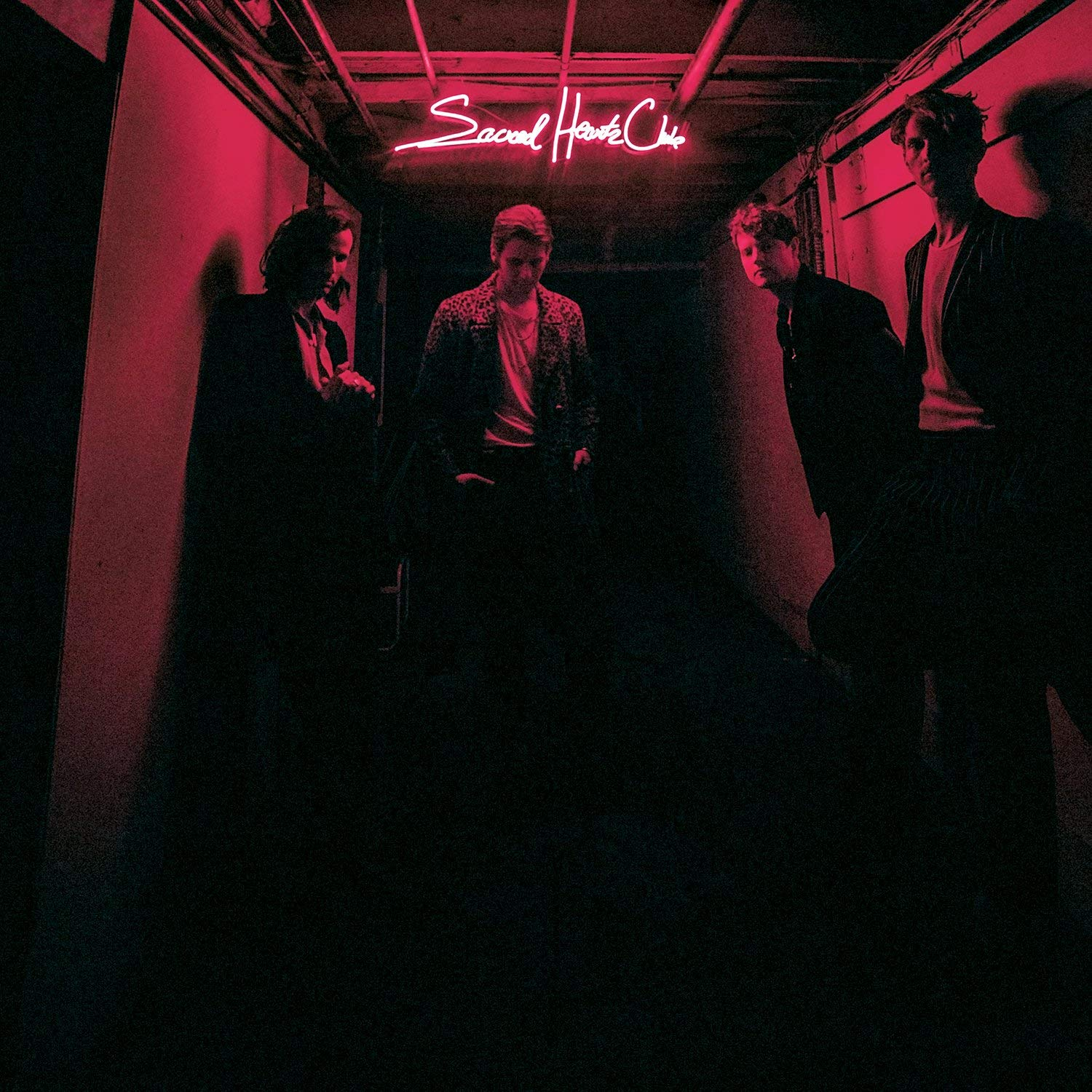 Sacred Hearts Club  by Foster The People (Image retrieved from https://www.amazon.com/Sacred-Hearts-Club-Foster-People/dp/B072MPK5FH)