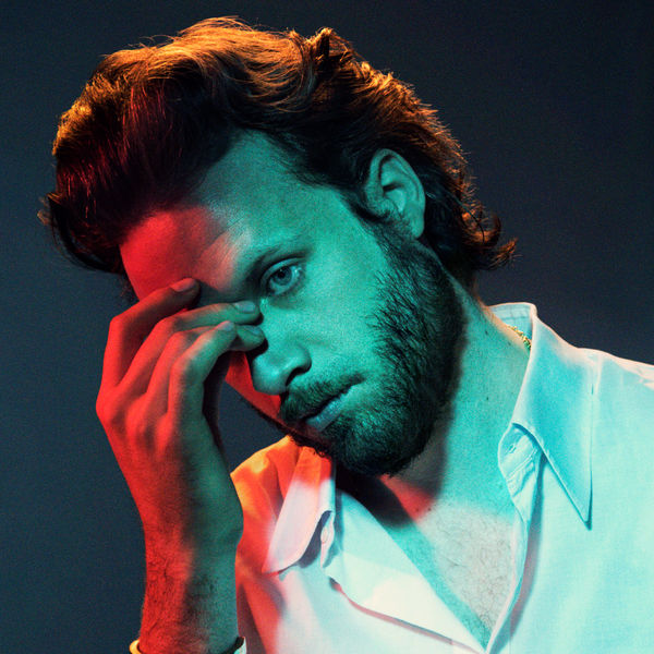 God's Favorite Customer  by Father John Misty (Image retrieved from iTunes-purchased MP3 file)