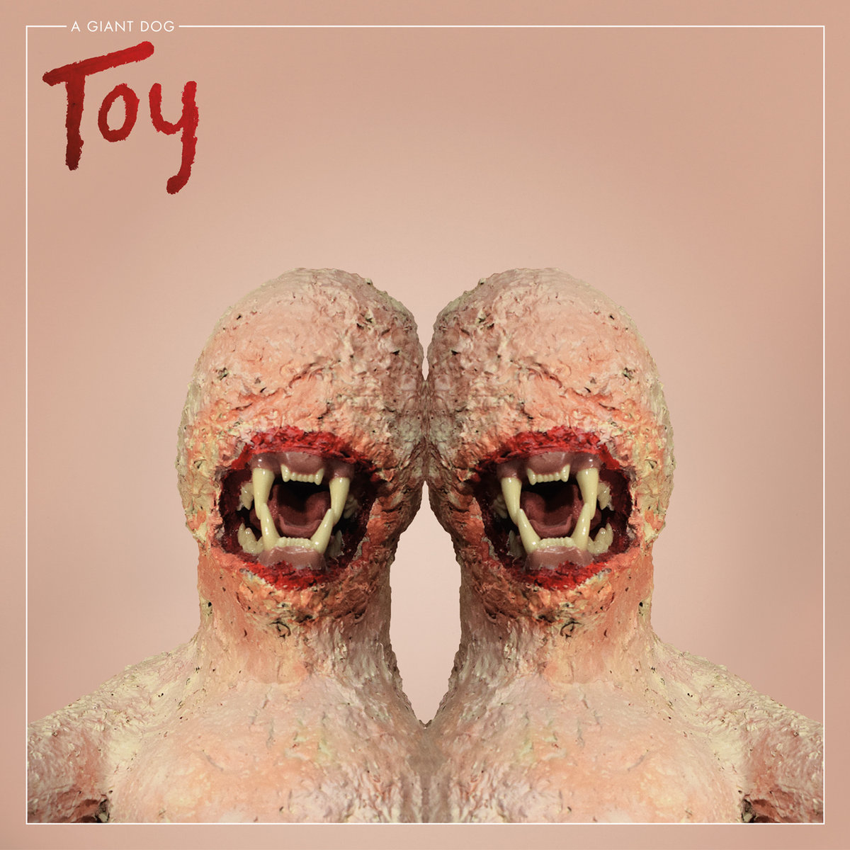 Toy  by A Giant Dog (Image retrieved from https://agiantdog.bandcamp.com/album/toy)