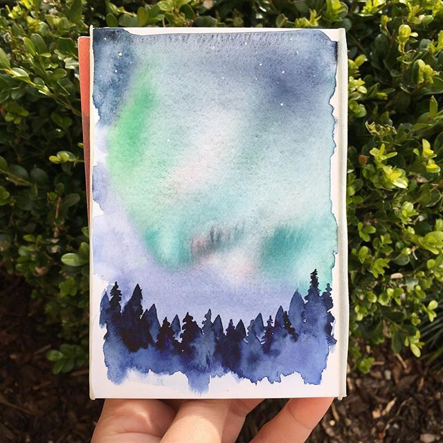 ✨ . . . . . . . . . . . . #art #watercolor #watercolors #watercolour #watercolours #watercolourpainting #watercolorstudy #watercolorsketch #watercolorpainting #pleinair #pleinairpainting #landscape #landscapepainting #painting #holbein #windsornewton #artgram #artistsoninstagram #instaart #instaartist #artwork #artistsofinstagram #watercolorart  #oregon #exploreoregon #qorwatercolors #danielsmith #danielsmithwatercolors