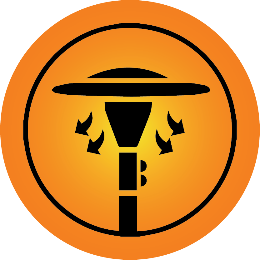 Propane Cowboy Heater Icon