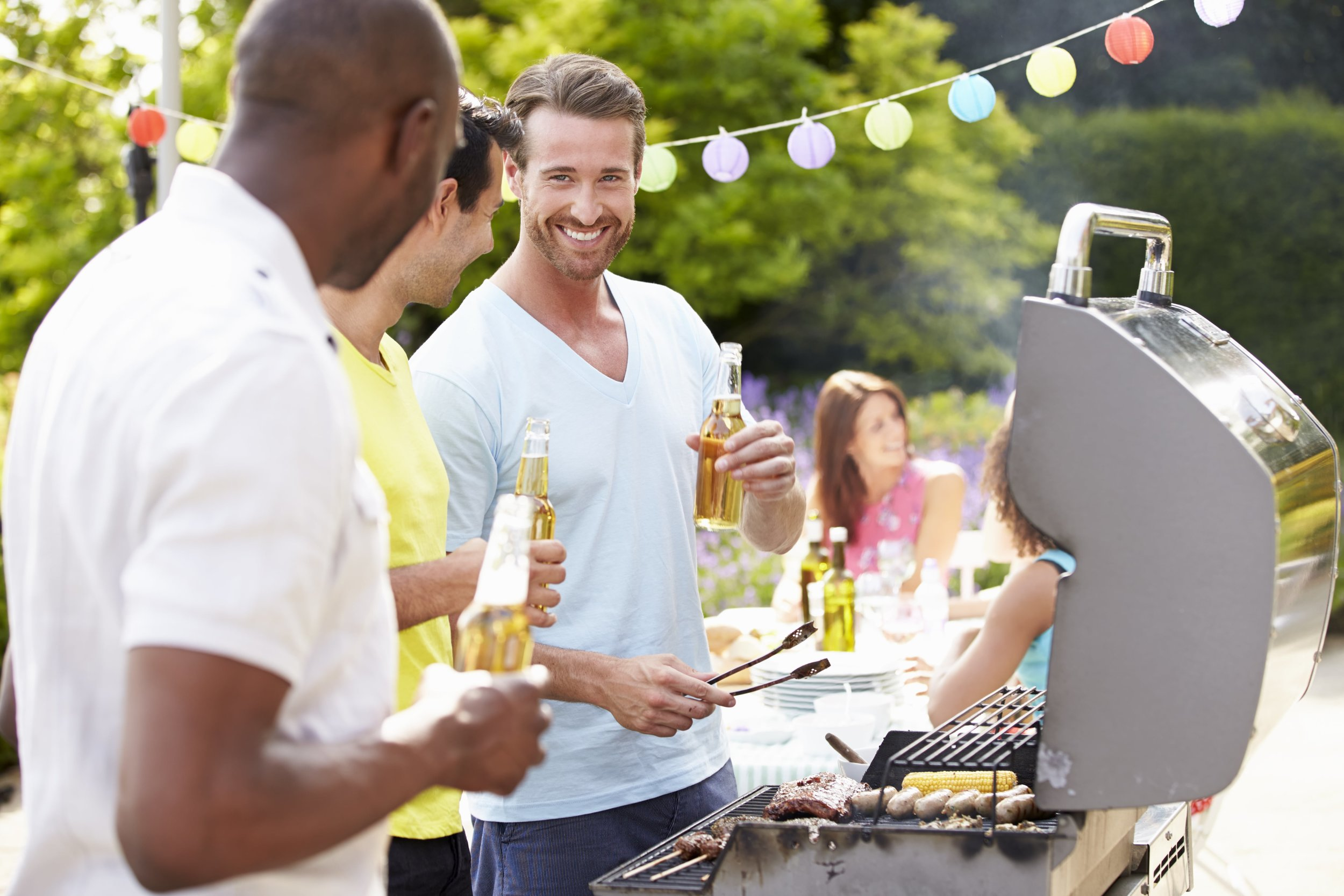 OUTDOOR - Bring luxury to your time outdoors with propane. Heated pools, fireplaces, lighting, and gas grills provide year-round entertainment for your space.