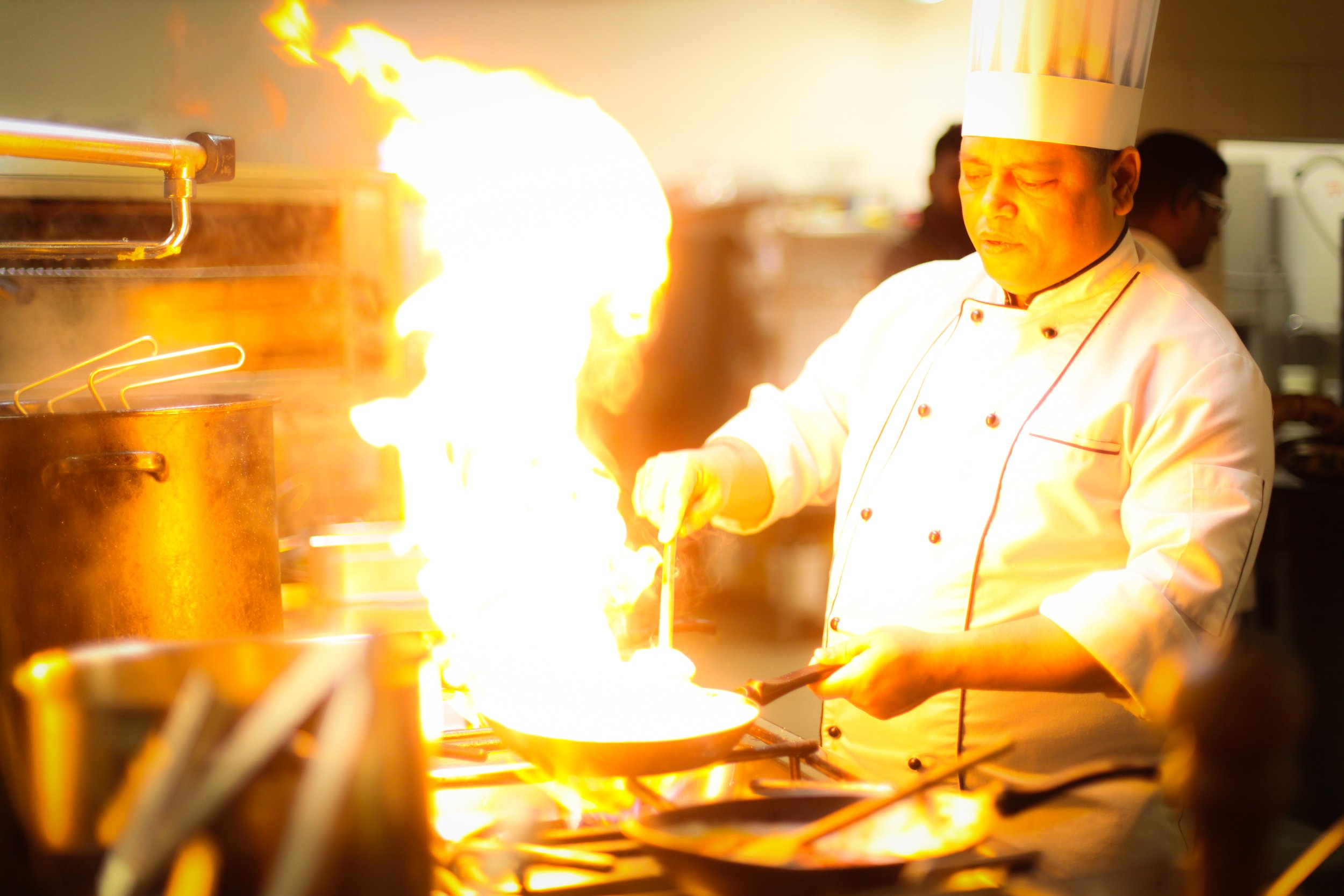 Commercial Cooking - From chefs to building owners, we've got your commercial cooking needs covered. Keep your restaurants and businesses operating at peak performance with Propane Cowboy.