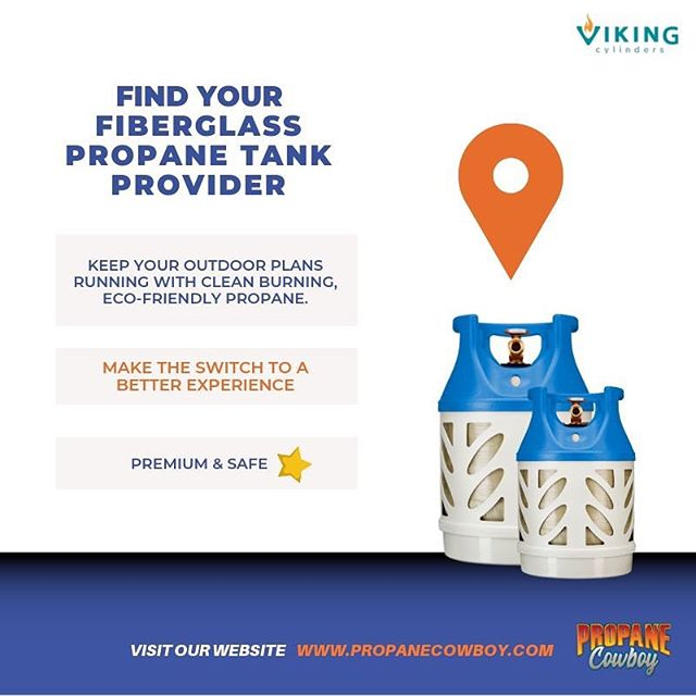 Fiberglass propane tanks will never explode, are 100% translucent, and are better for the environment! Find it at multiple locations near you. It's time for a change!  Use our online #fiberglasslocator  Link in bio ☝🏽 #propanecowboy #parilla #miamirestaurants #ecofriendly #greenproducts #newproductalert #homediy #hometips #diy #backyardideas #porchideas #patioideas #Publix #Sedanos #GasStation