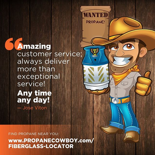 We believe in propane for the people. #maketheswitch⁠⠀ ⁠⠀ #propanecowboy #fiberglasspropane #propanetanks #propaneandpropaneaccessories #miamibusiness #miamibiz #todayilearned #nowyouknow #themoreyouknow #iwastodayyearsoldwhenifoundthisout⁠⠀