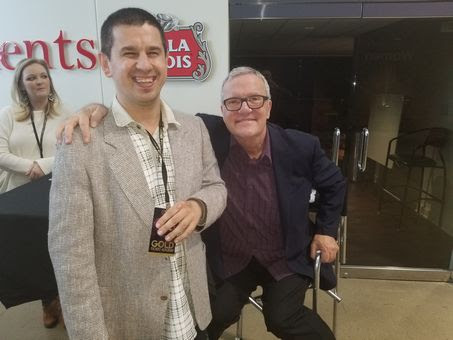 VICTOR WITH MARK LOWRY...