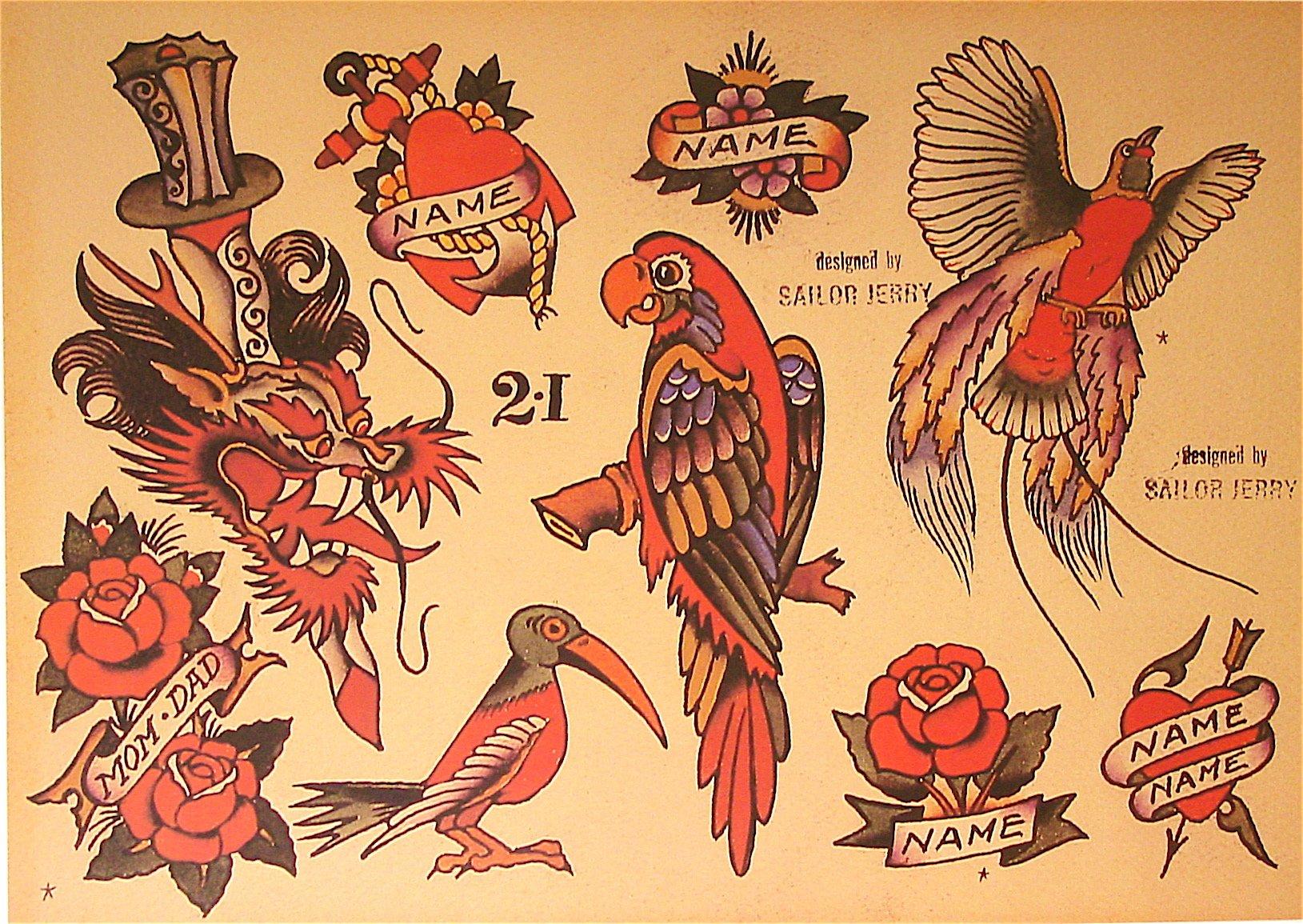 Lineage Of The Aloha Monkey The Aloha Monkey Tattoo Piercing Burnsville Mn