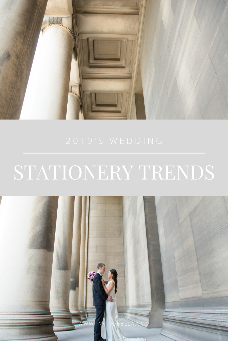 2019WeddingStationeryTrends