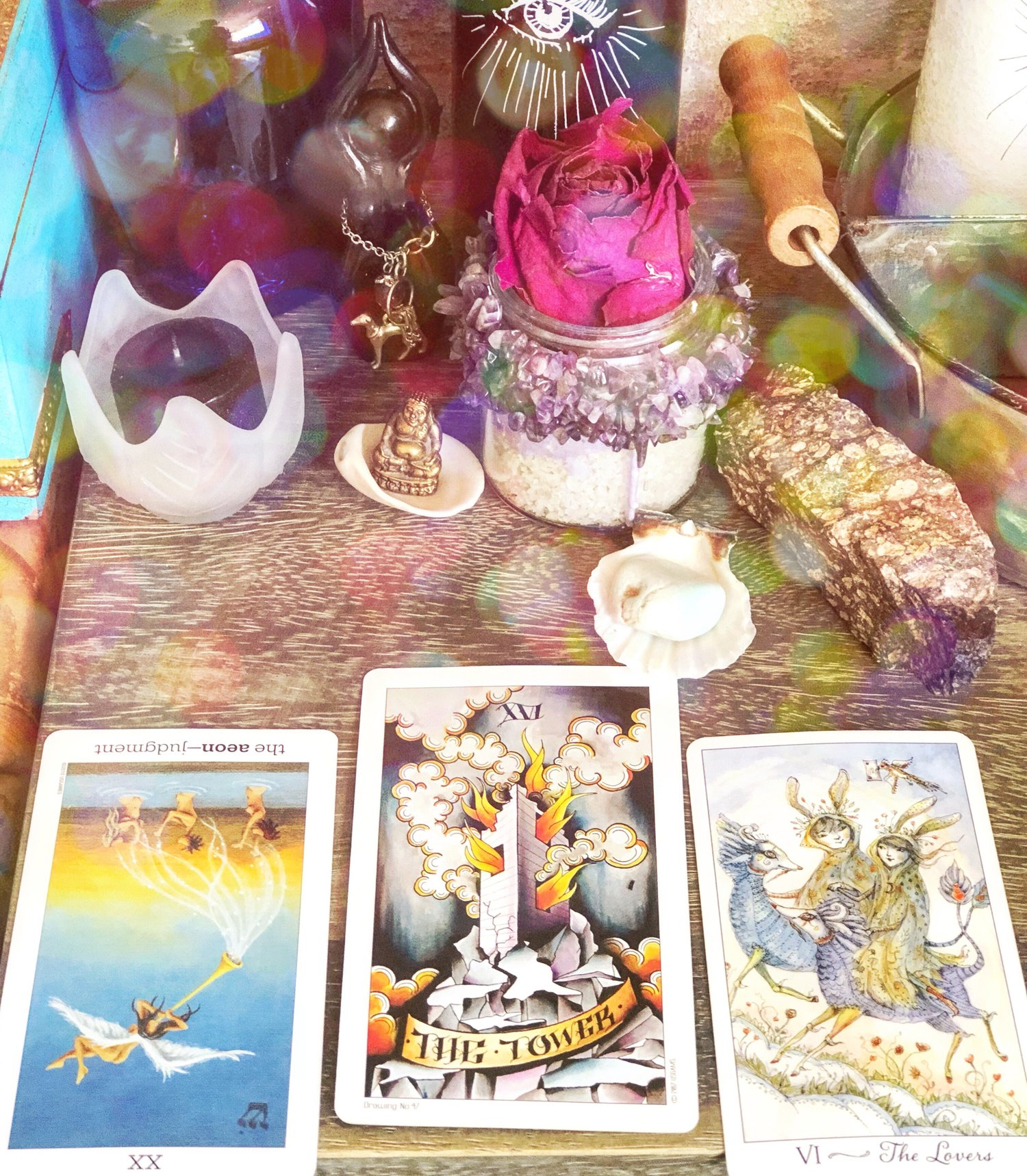 tarot — Tarot and Energy Readings — Geology of the Soul