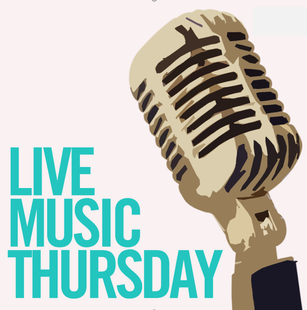 Live Music Thursday Presents this week a night filled with Folk Music. Join a whole host of musicians from the College as we venture into the world of folk for a laid back night and chance for you to get involved.