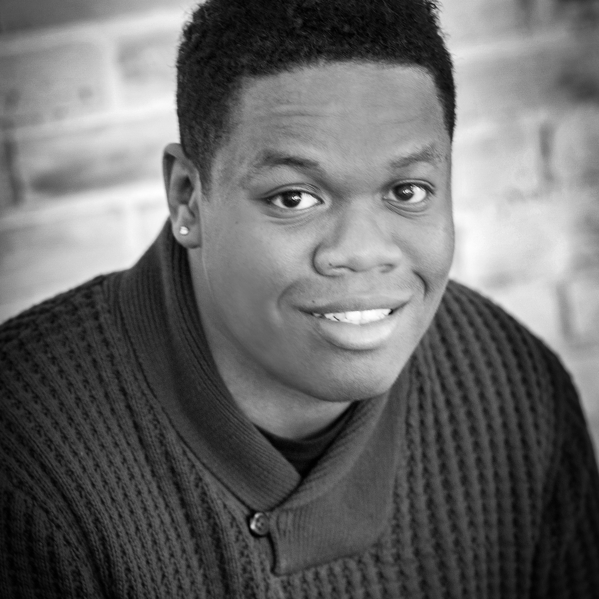 ISAIAH ALEXANDER - Ensemble - ISAIAH is a student actor from Humboldt State University and is excited to be a part of Radioman! . A Southern California native, Isaiah's previous theater performances include a stage rendition of the popular children's story Charlotte's Web, Shakespeare's tragedy, Julius Caesar, and Oscar Wilde's comedy The Importance of Being Earnest.
