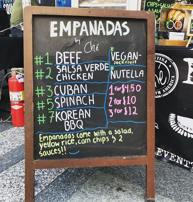 Che Empanada is going to be at the CSO Event in Washington park today from 6-10 pm. Don't forget to try a tasty empanada!! 🥟 checincinnatievents@gmail.com #empanadas #drinks #happyhour #ohio #goodeats #tasty #freshfood #lovefood #love #instafood #delicious #foodphotography #beef #jalapeno #dessert #sweet #goodfood #latinfood #latino #cateringservice #catering #pizza🥟