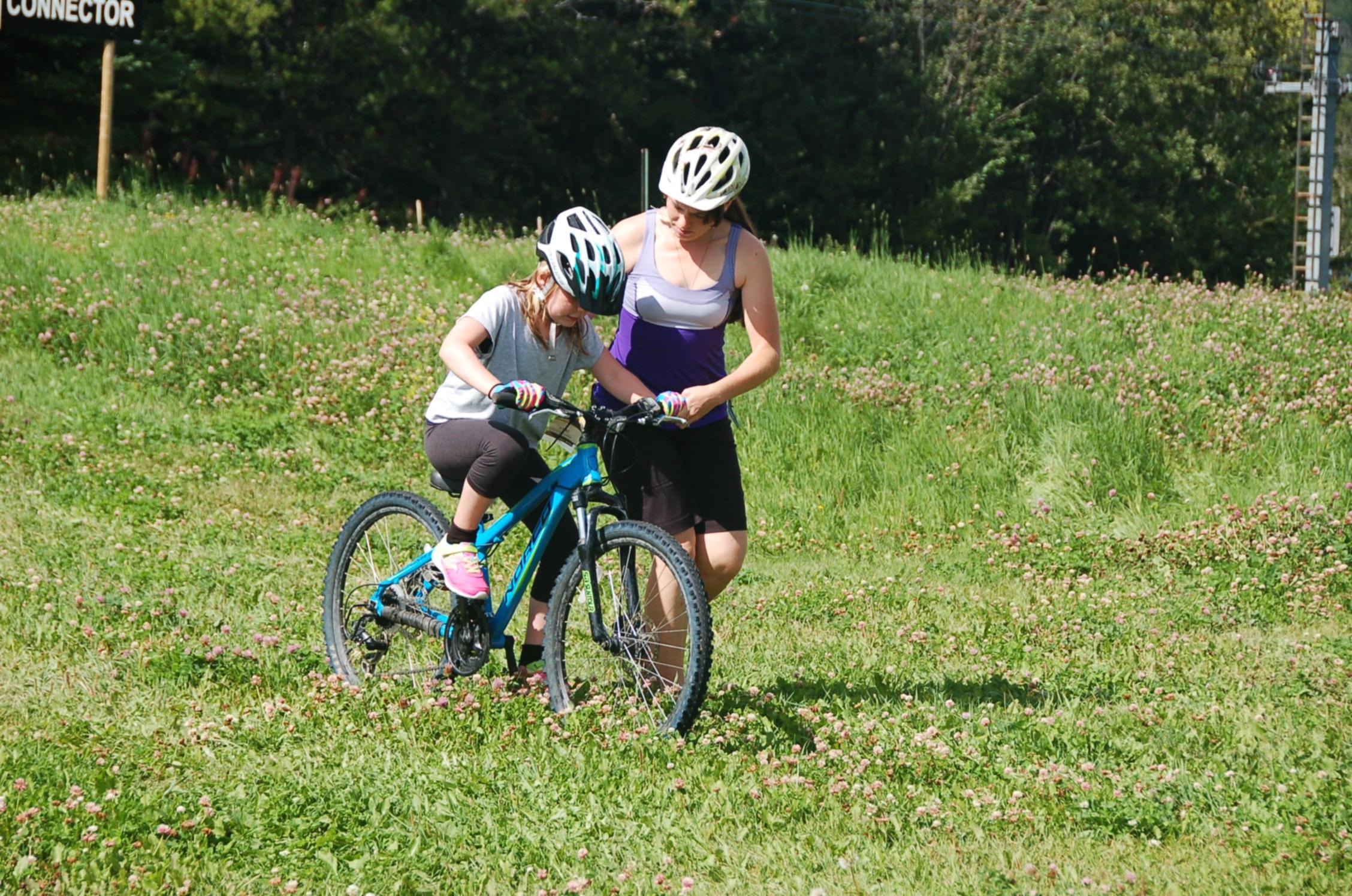 Private Bike Lesson