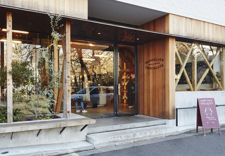 Dandelion ChocolateFactory & CafeKuramae 2F - 1.18 Friday - OPENING NIGHT RECEPTION