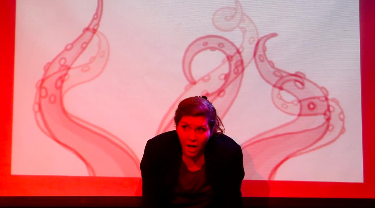 Still from Video by Ryan Smith
