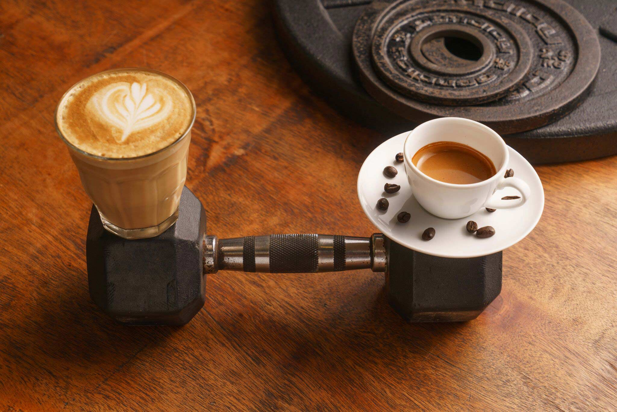 AMATAK / KETTLEBELL CAFE
