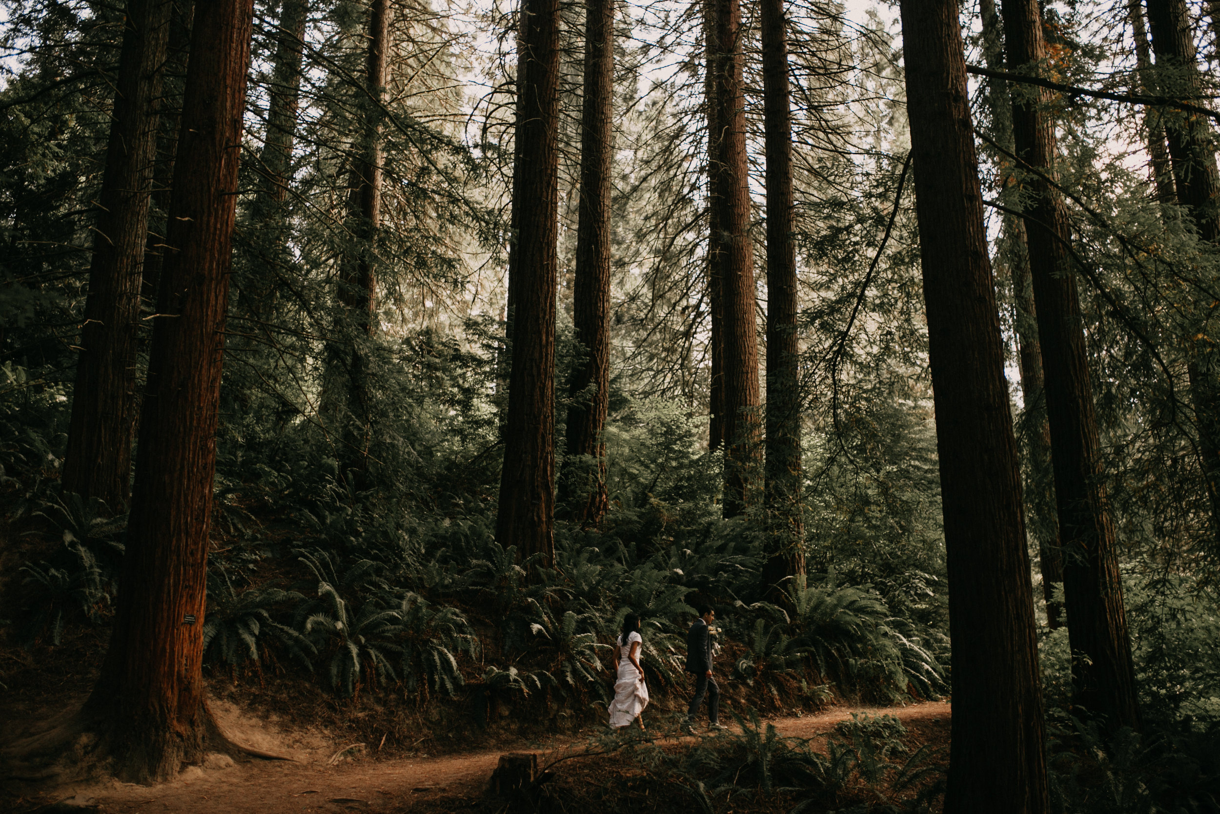 Milena & Spencer's day - Portland & Vancouver