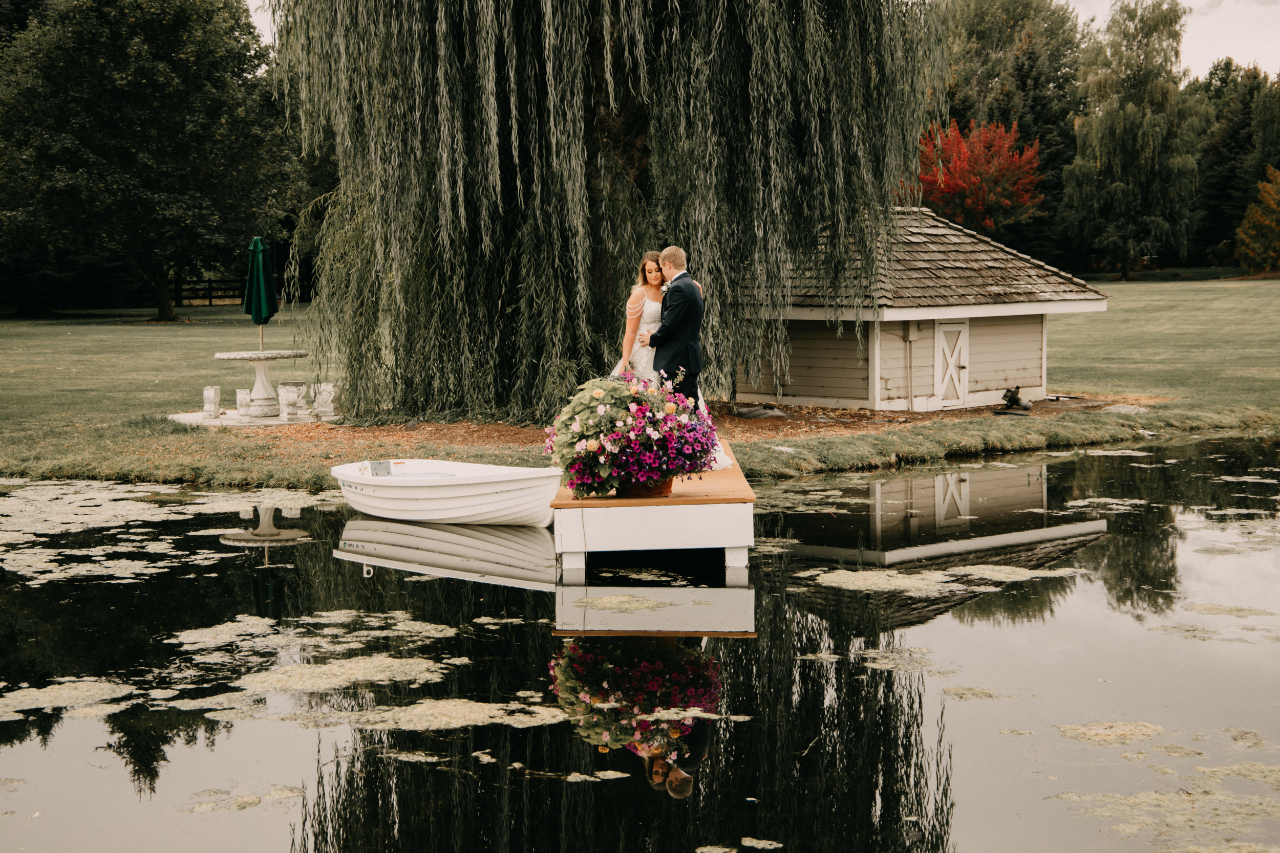 a fairytale wedding - yakima, washington