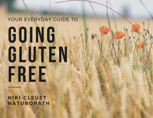 Your Everyday Guide to Going Gluten Free