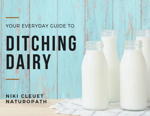 Your Everyday Guide to Ditching Dairy