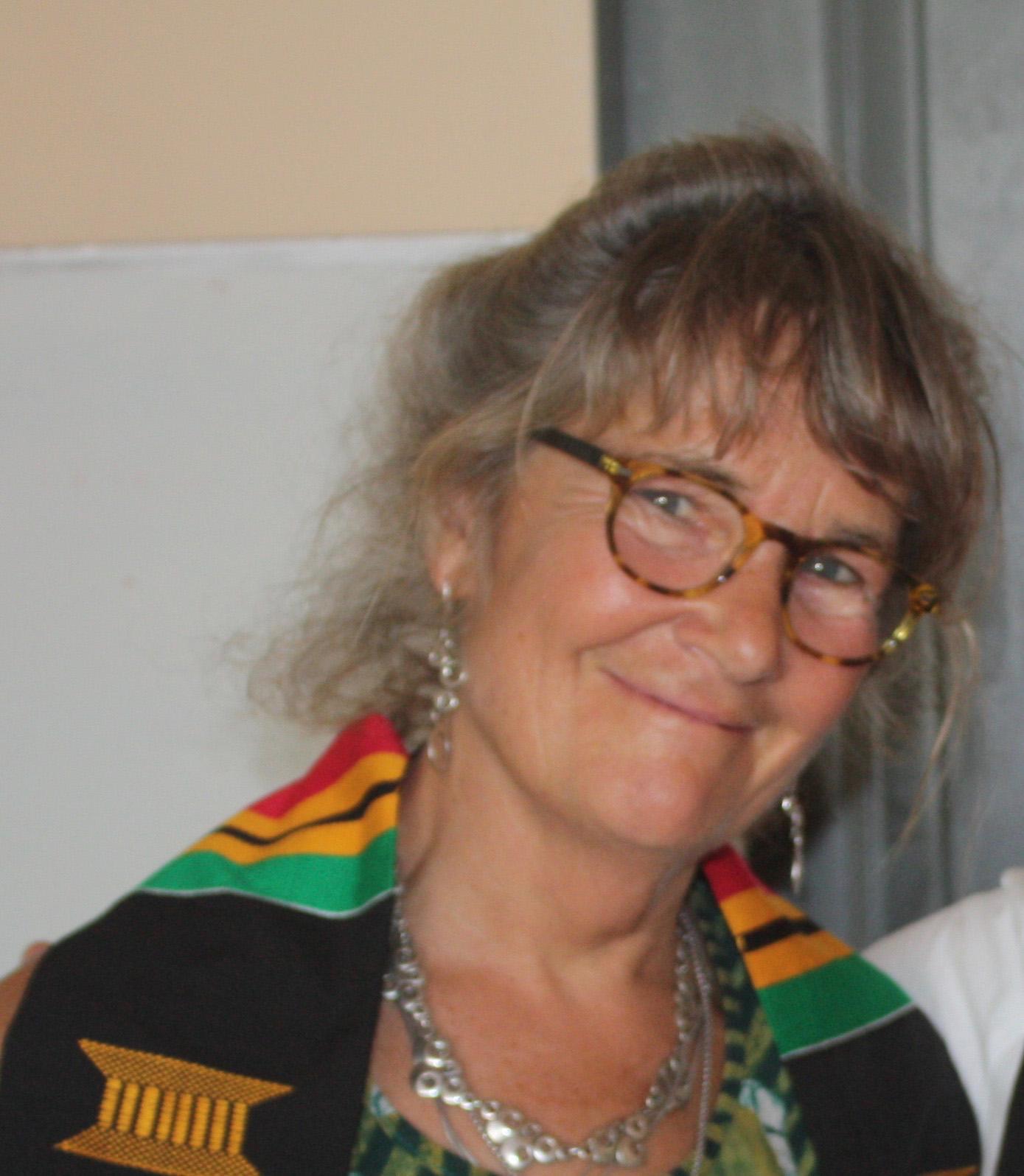 Judy Lawson UK (Literacy)