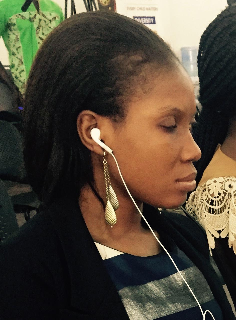 Omolara Rasheed Nigeria (SEND)