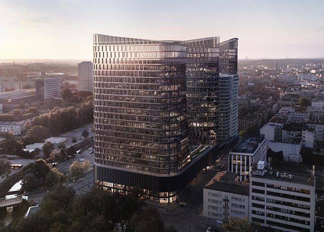 Global by #Cavatina . . . #visualisation #rendering #3d #archviz #architectureporn #skyscraper #urban #urbanjungle #3dstudiomax #vray #architecture #realestate #propertybranding #placemaking #masterplan