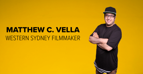 Matthew C. Vella is a filmmaker, podcaster & entertainer from Western Sydney. Learn more over  here !