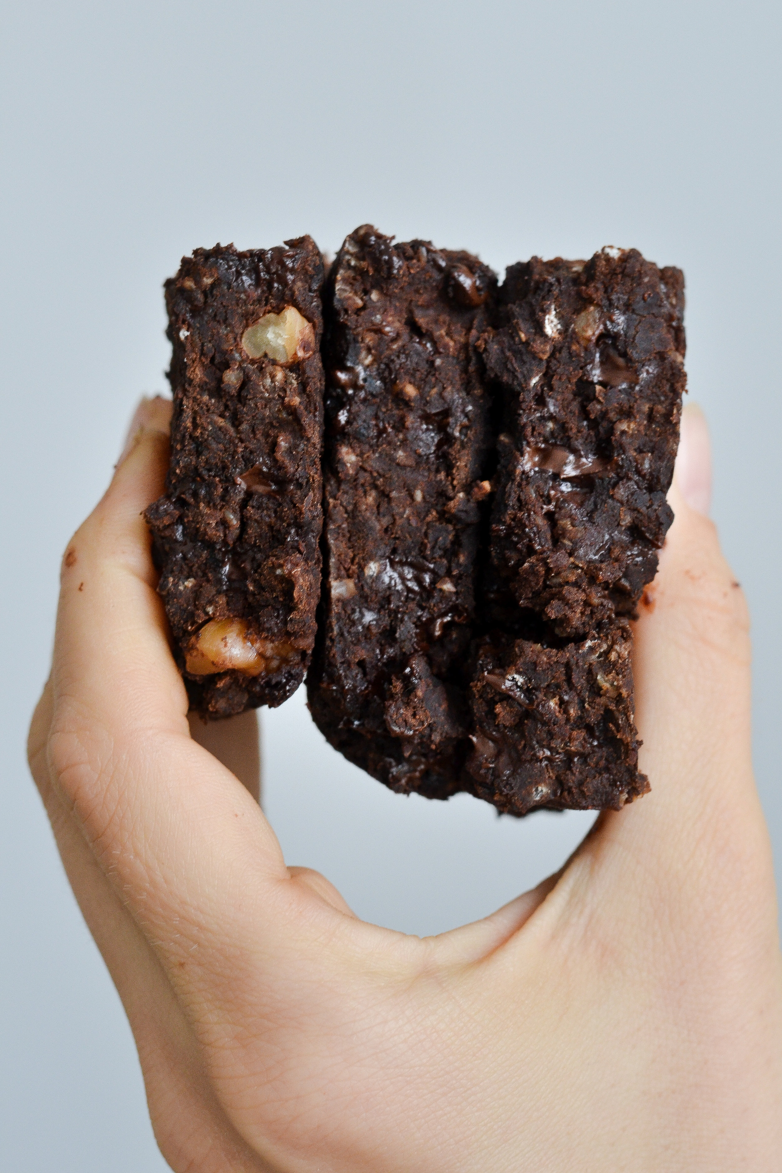 Plant-Based Vegan Brownies | Oil-Free, Gluten-Free, Wholesome Ingredients, easy to make recipe