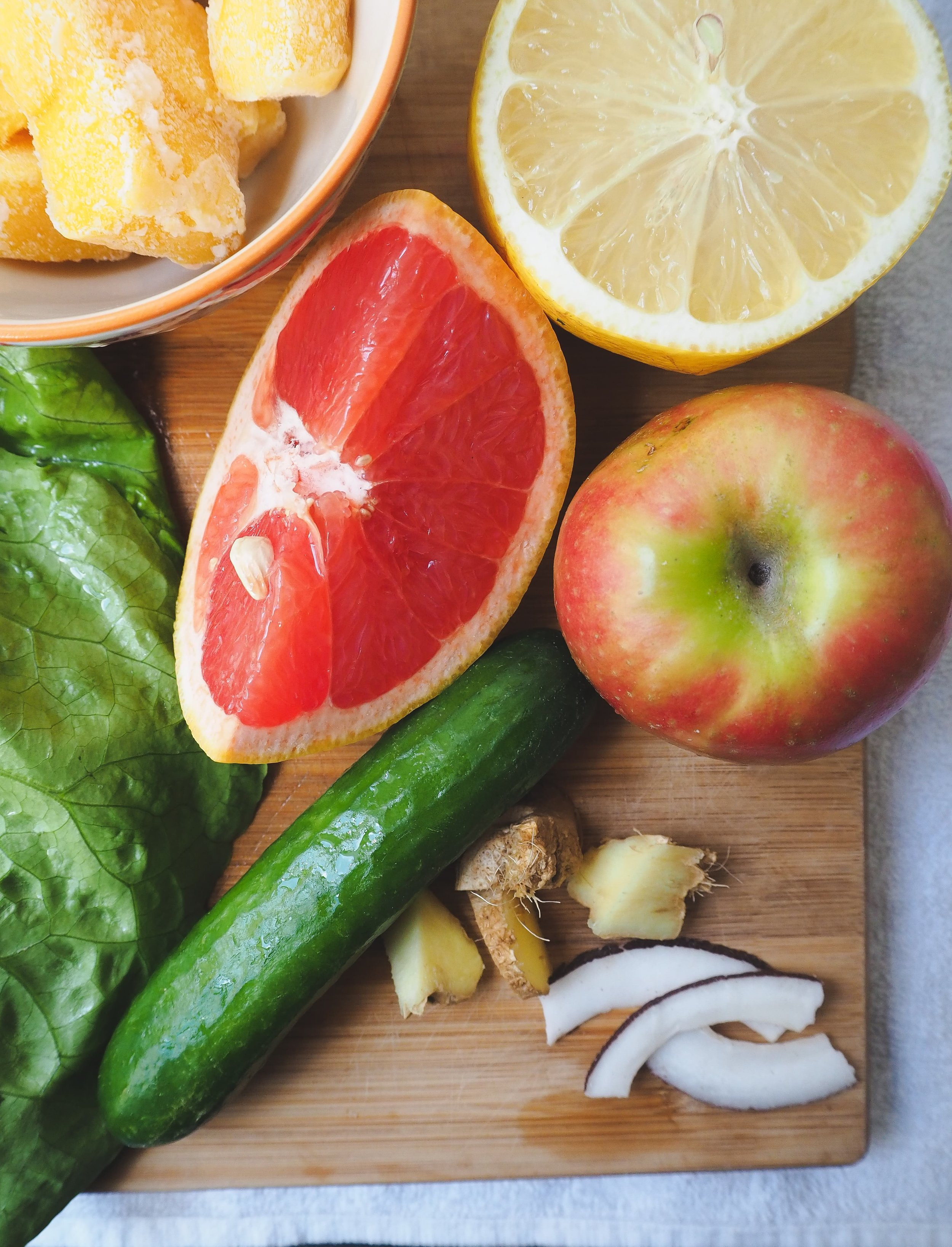 Healthy-Green-Smoothie-Ingredients