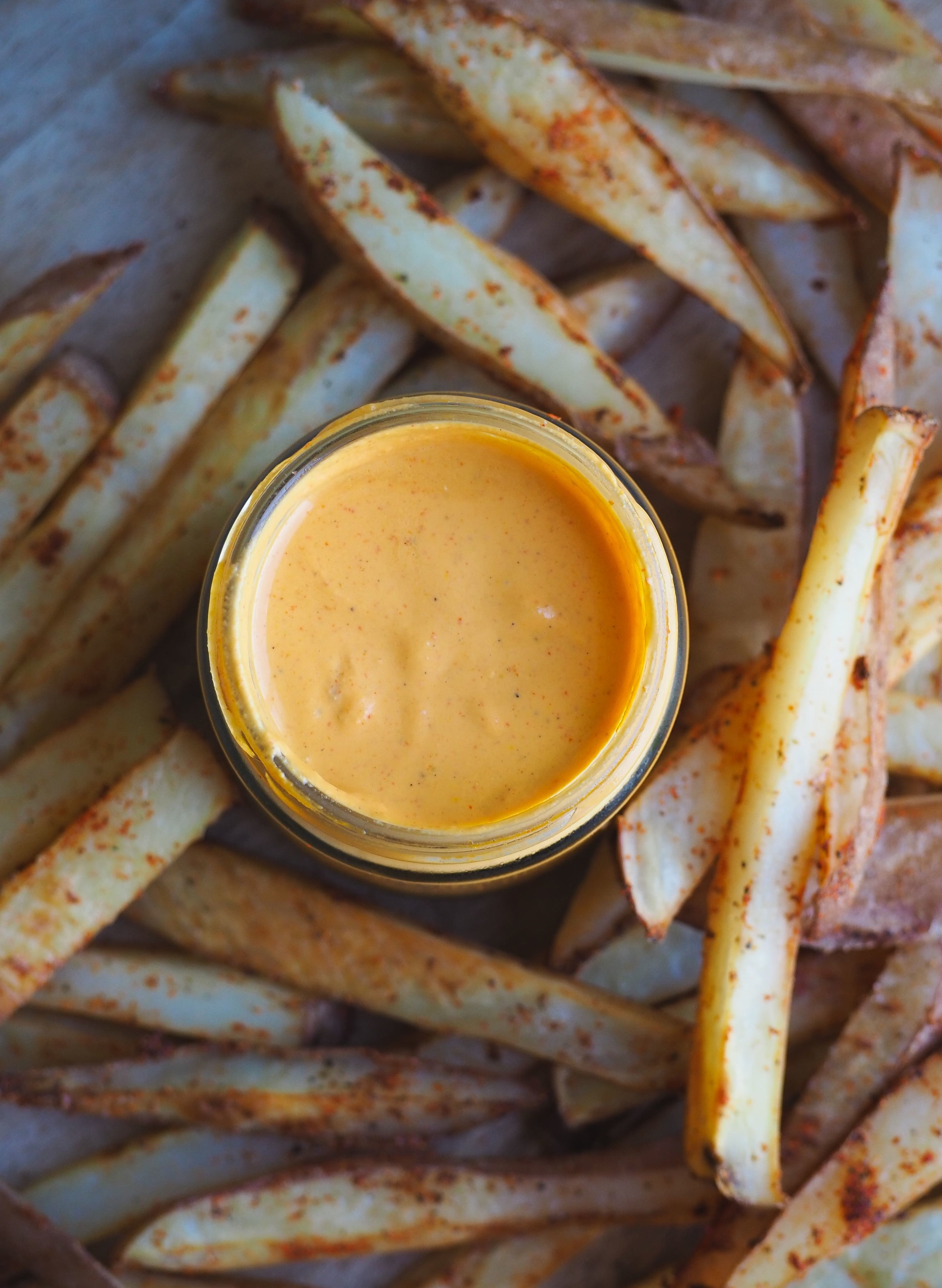 Vegan Cashew Cheese Dip Recipe