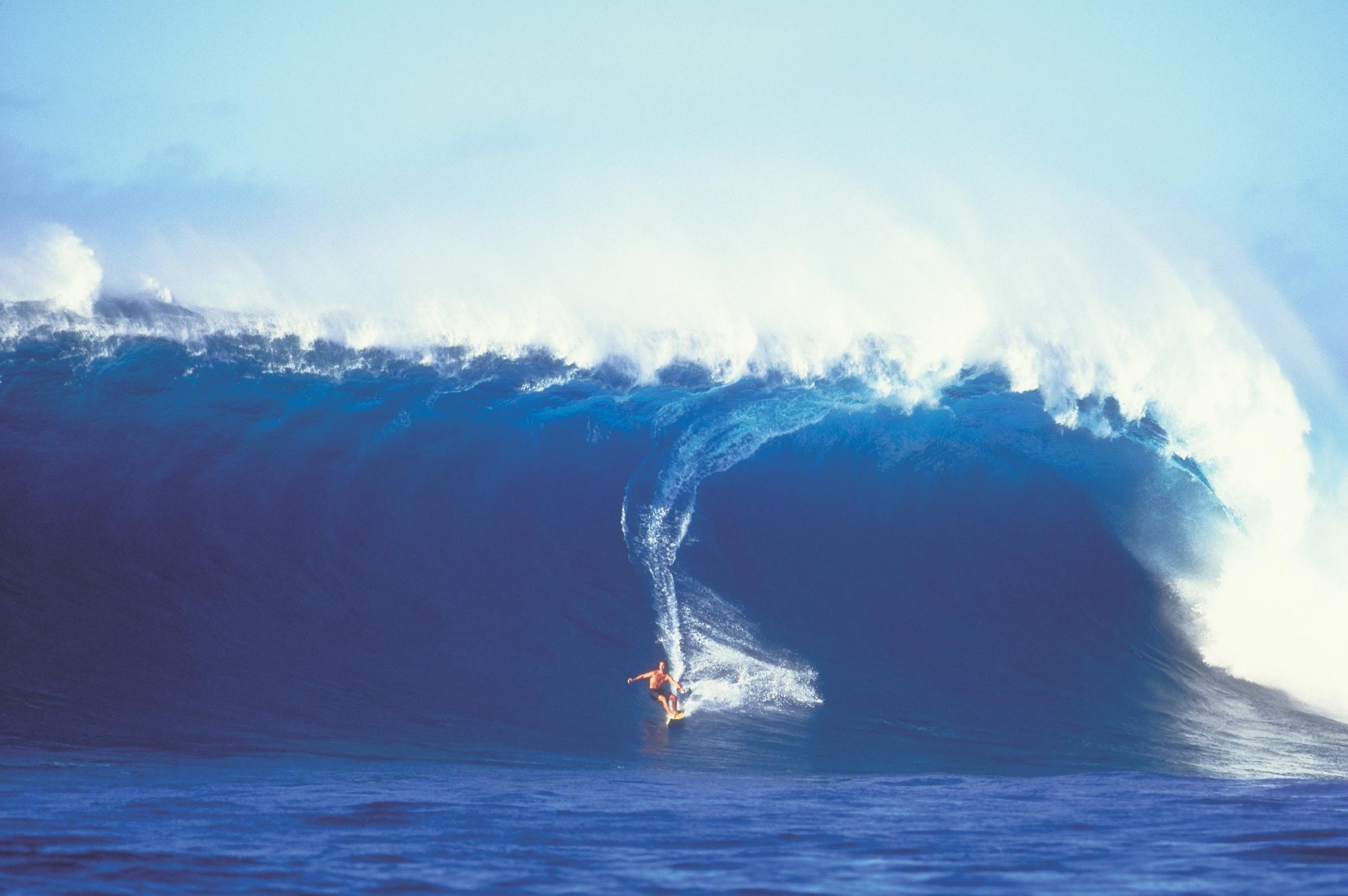 Peahi (Jaws), Maui.