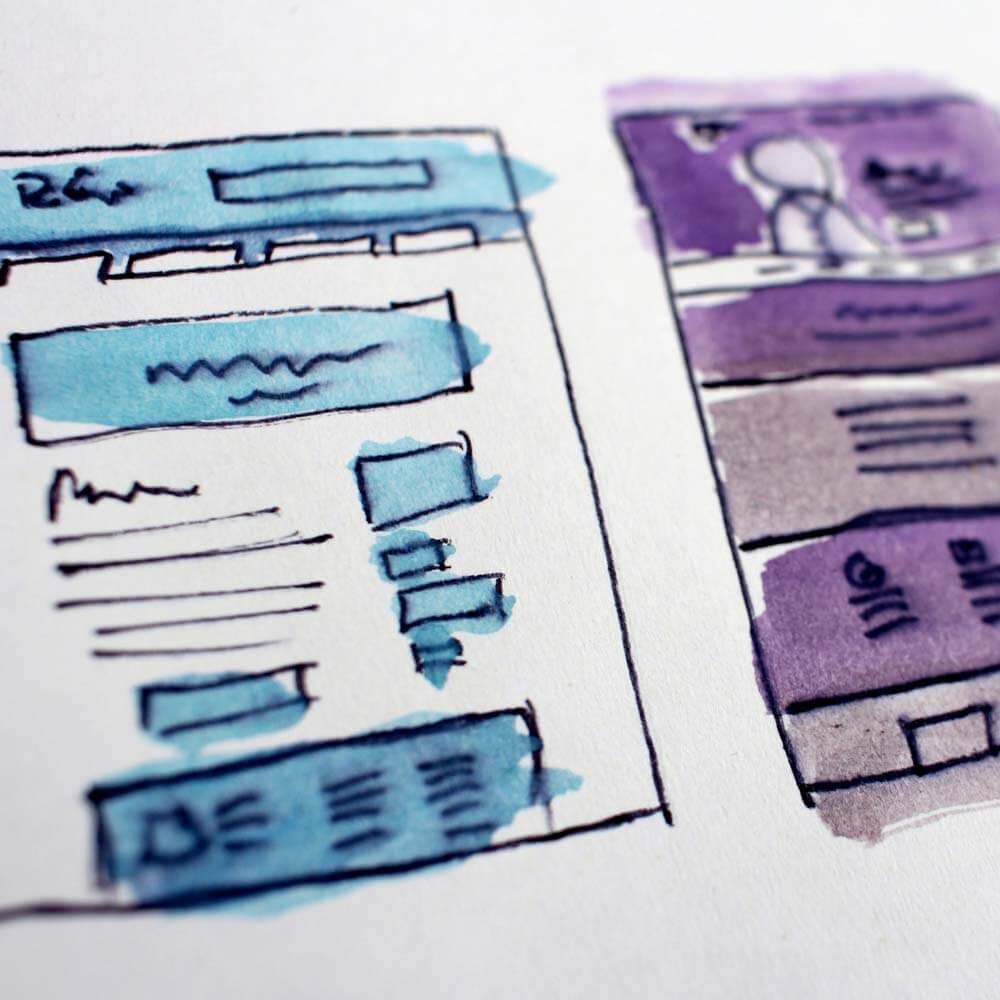 Research, planning and UX work for your website