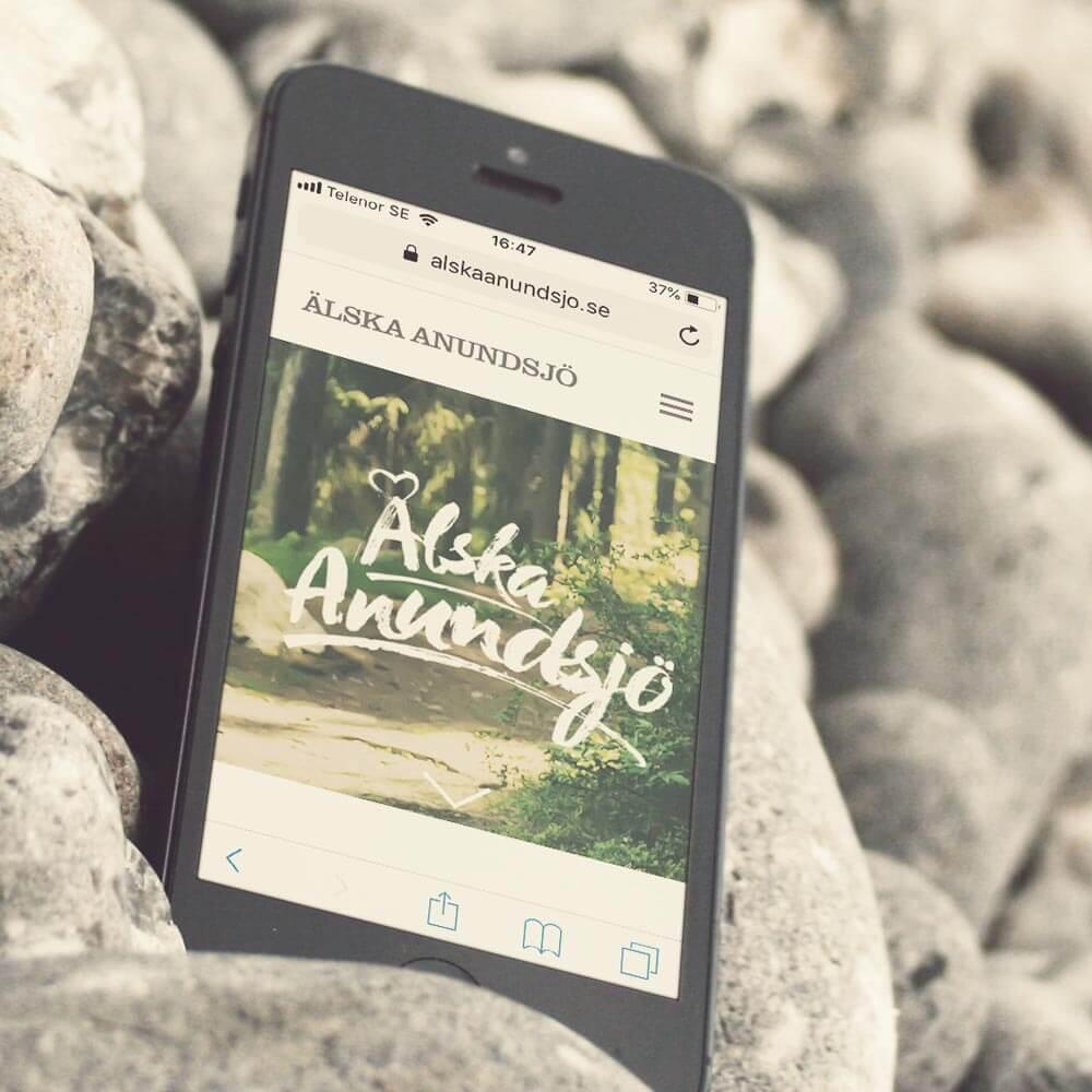 Copy of Website design for mobile