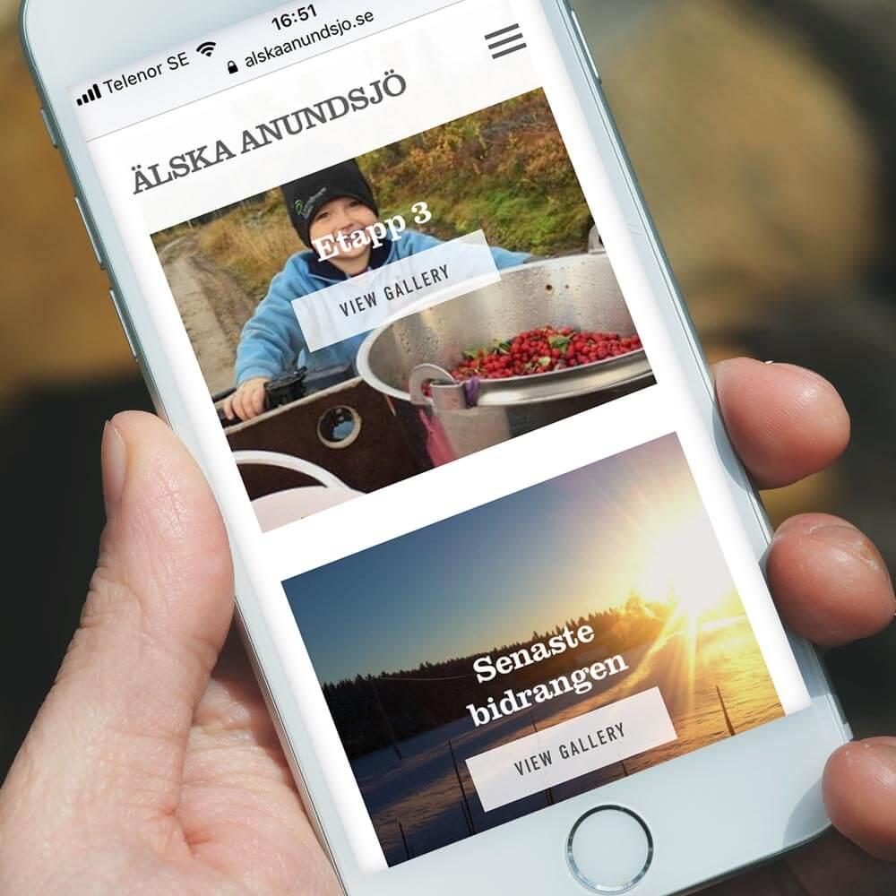Copy of Mobile website design