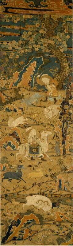 'Welcoming Spring' , Unidentified Artist 14th Century  The Metropolitan Museum of Art