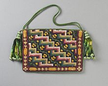 Purse   1840  Europe  Los Angeles County Museum of Art