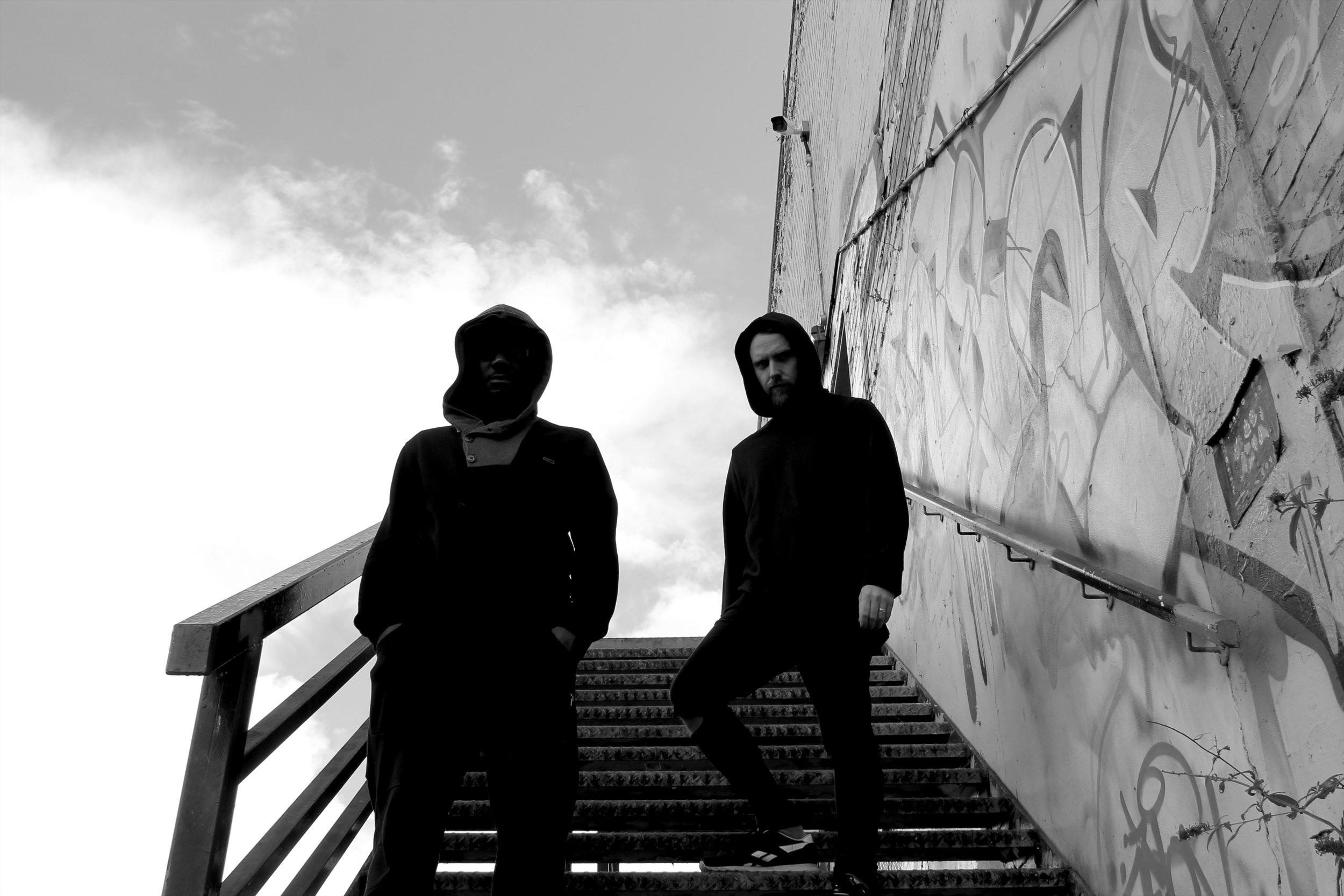 Japanese Christ - live improv techno hardware duo